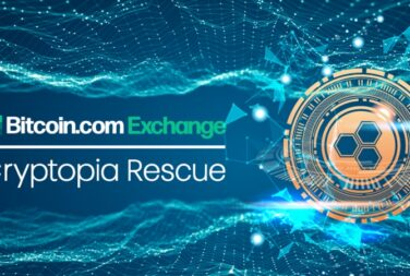 Bitcoin.com Exchange Reveals Role in the Cryptopia Rescue Group
