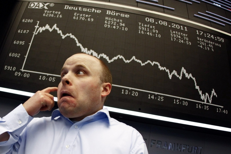 Dow Pounces Higher But UBS Warns of Brutal Stock Market Reckoning