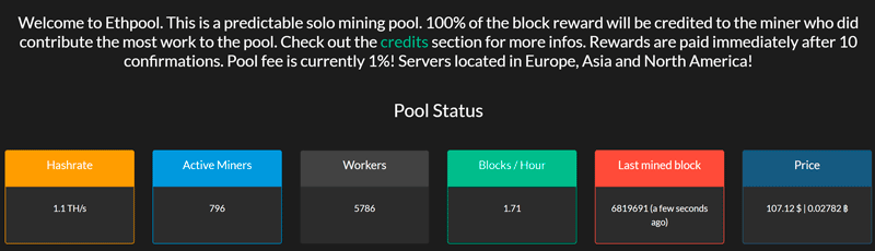 12 Best Ethereum Mining Pools 2019  Tips for Choosing a ETH