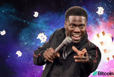 Kevin Hart Learns Bitcoin Is a Legit Investment in an All-Star Telethon